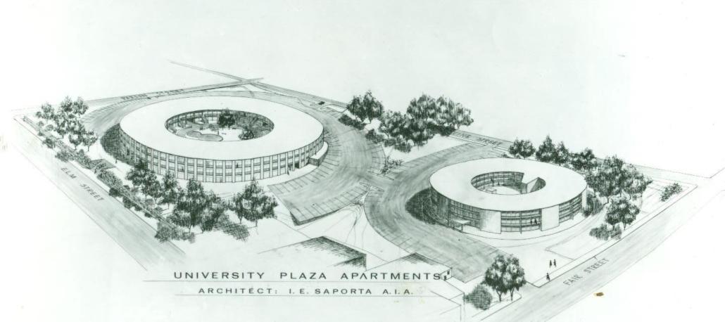 University Plaza Apartments