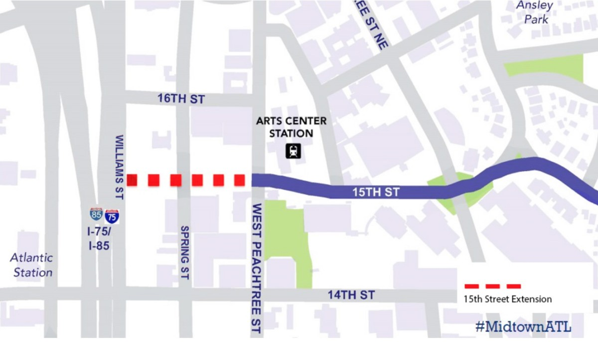 15th Street extension