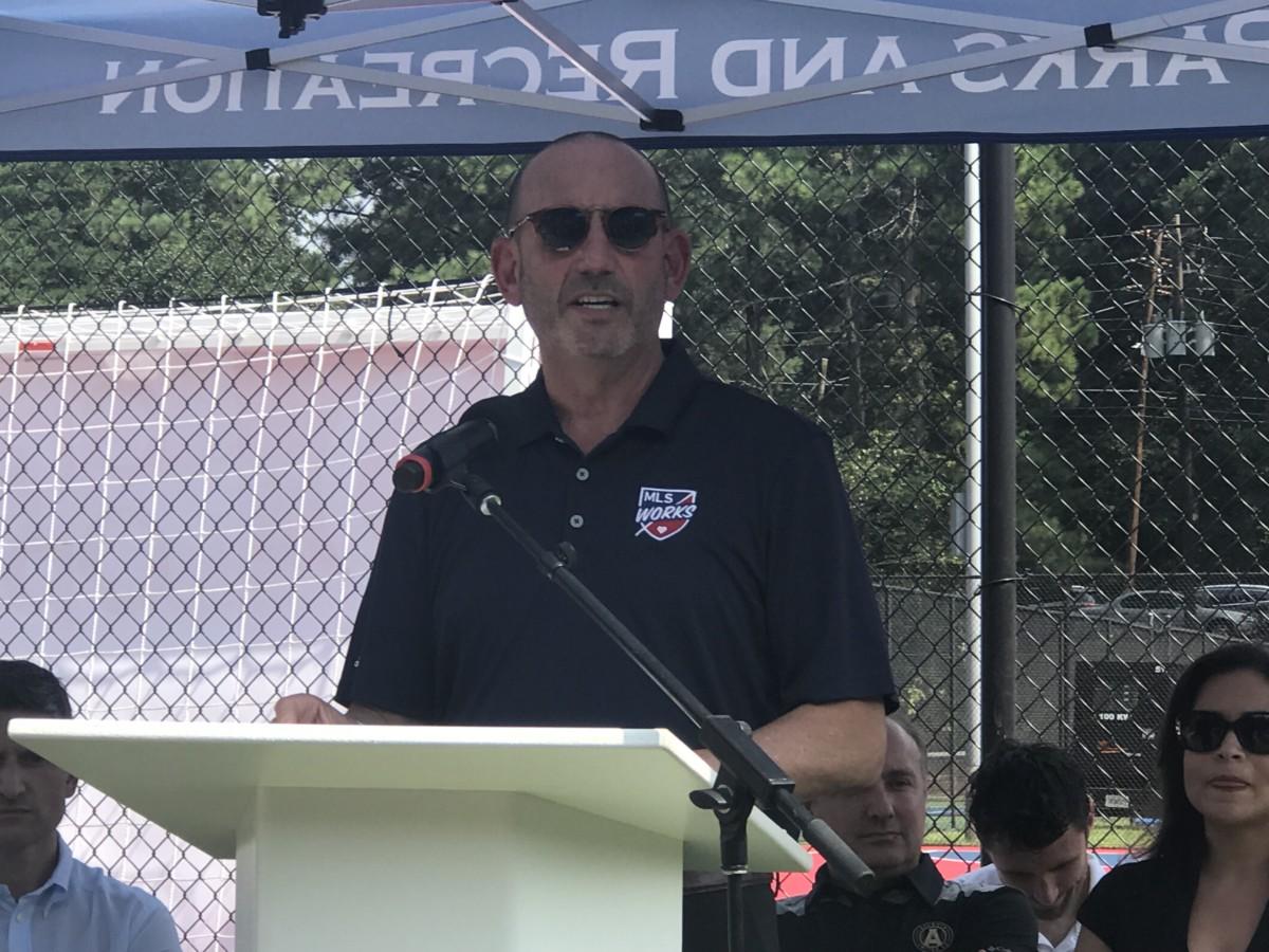 MLS Don Garber