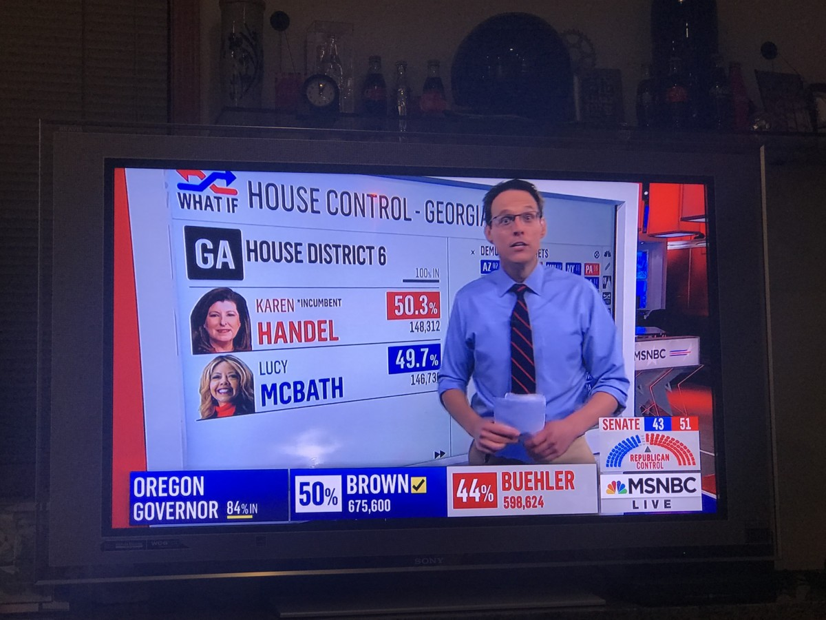 MSNBC 6th district