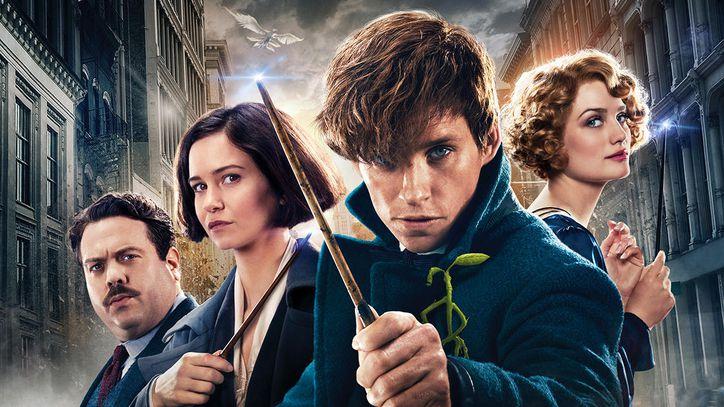 """Fantastic Beasts: the Crimes of Grindelwald"""