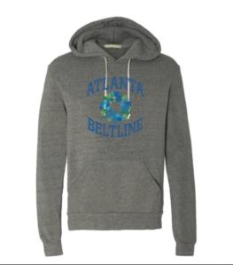 Atlanta BeltLine, hoodie