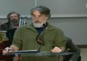 Jim Martin at CDHS