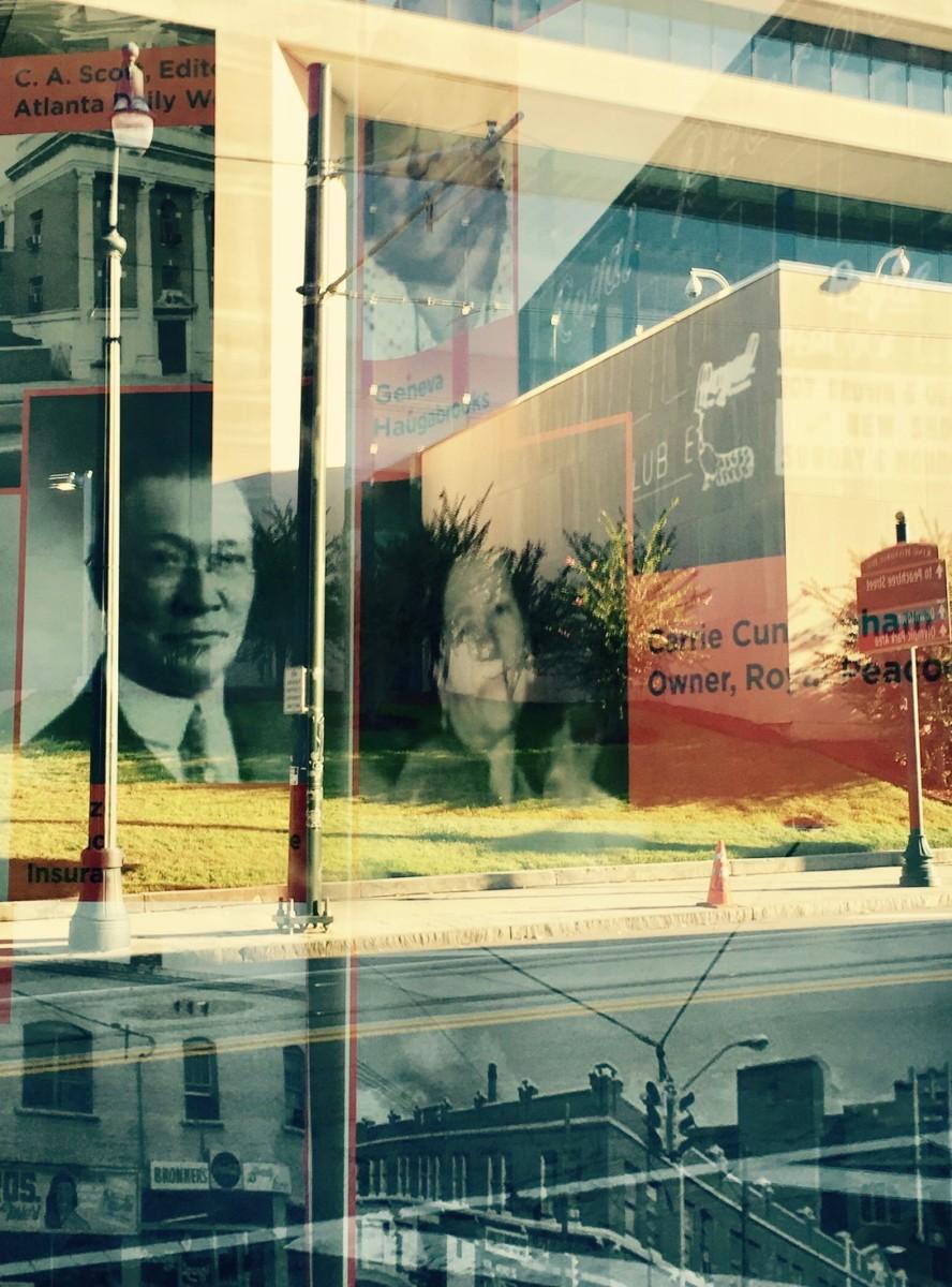 Reflection on Auburn Ave