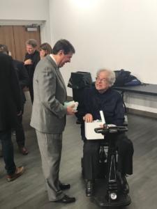 Rusty Paul Itzhak Perlman