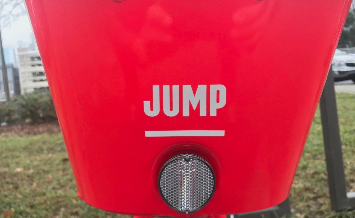 jump, ebike basket