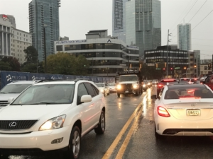 Buckhead traffic