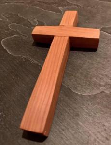 just, cross