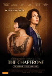 the chaperone poster