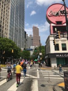 Atlanta Streets Alive Five Points