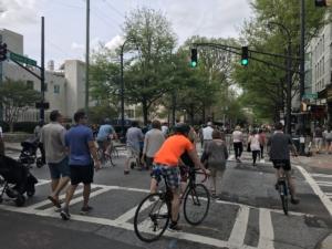 Midtown Atlanta Streets Alive