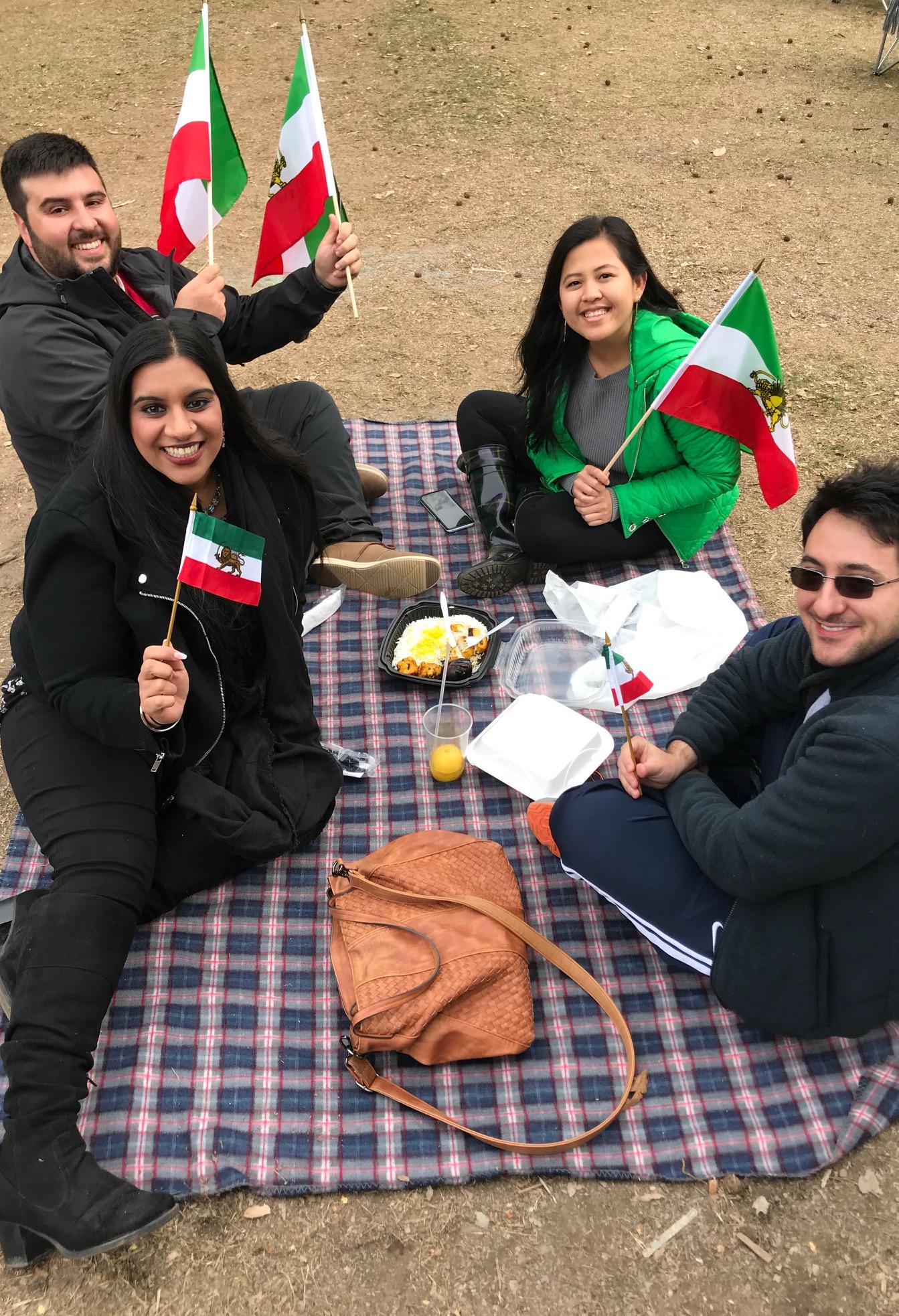 Persian Fest at Piedmont by Kelly Jordan