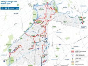 Sandy Springs Trail Master Plan