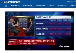 Tony Ressler CNBC