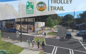 East Side Trolley Trail