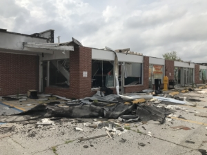 Hurricane Michael, Parker retail