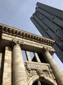 Carnegie Monument