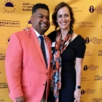 Just Opportunity Summit Nathaniel Smith and Lindy Miller