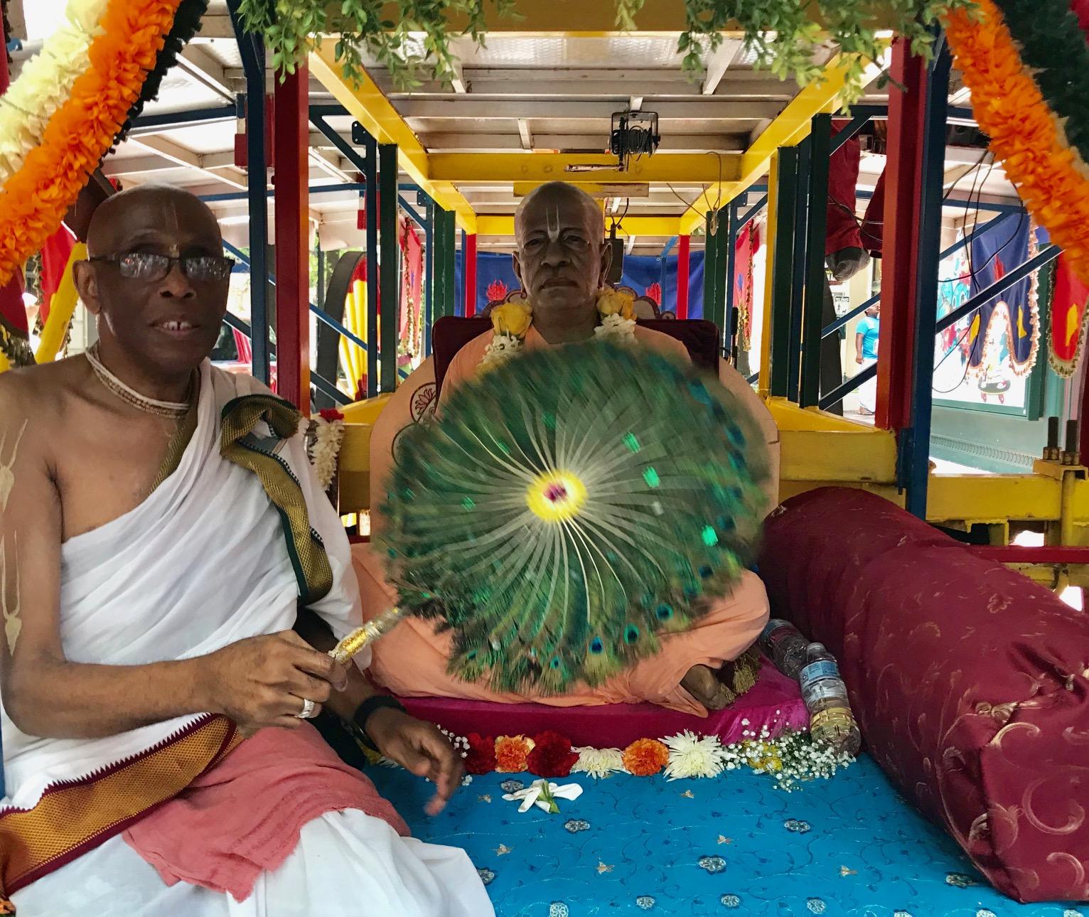 """Hare Krishna Festival of Chariots 2016 - 2019"