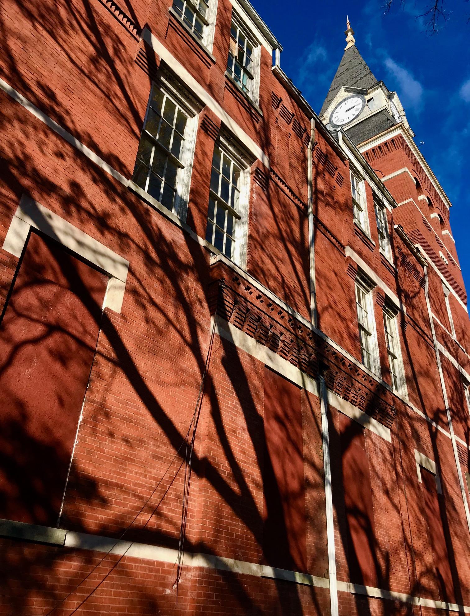 Morris Brown College. Photo by Kelly Jordan