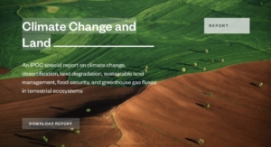 IPCC report, cover