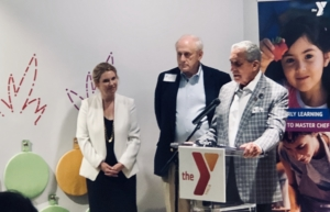 YMCA, early learning center, blank