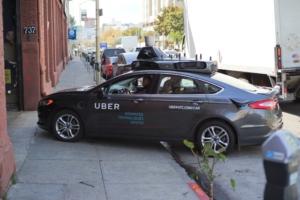 autonomous vehicle, uber