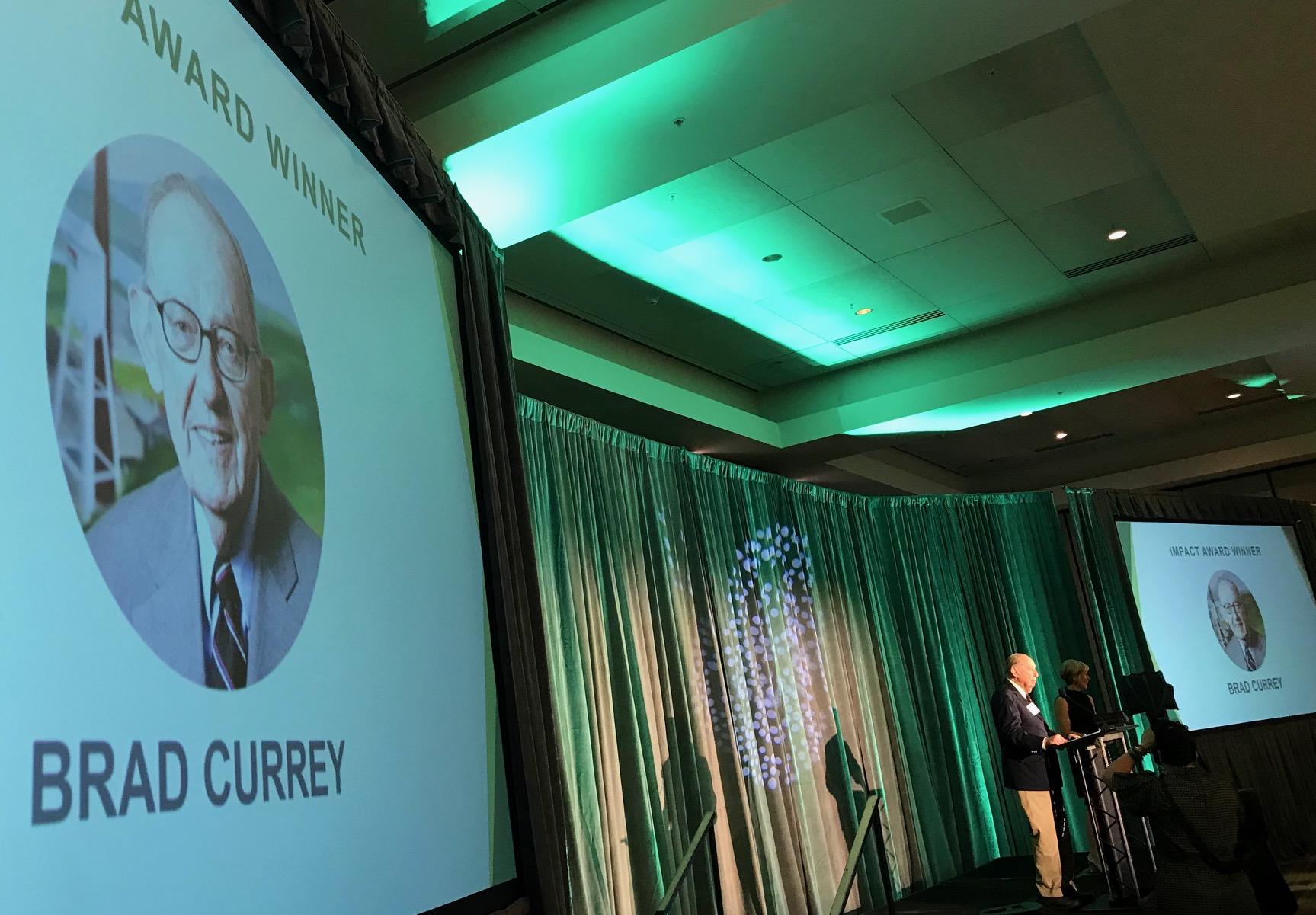 Brad Curry, chamber environment