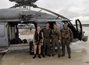 navy rescue marietta helicopter