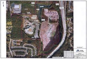 red oak quarry, sable run subdivision