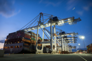 Savannah harbor dredging company helped build Chesapeake Bay Bridge Tunnel