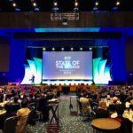 The Atlanta Regional Commission State of the Region breakfast on Nov. 8, 2019. Credit: Kelly Jordan