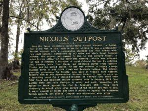 Apalachicola, Nicoll's Outpost