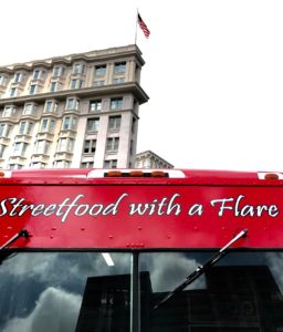 flatiron buiilding, streetfood