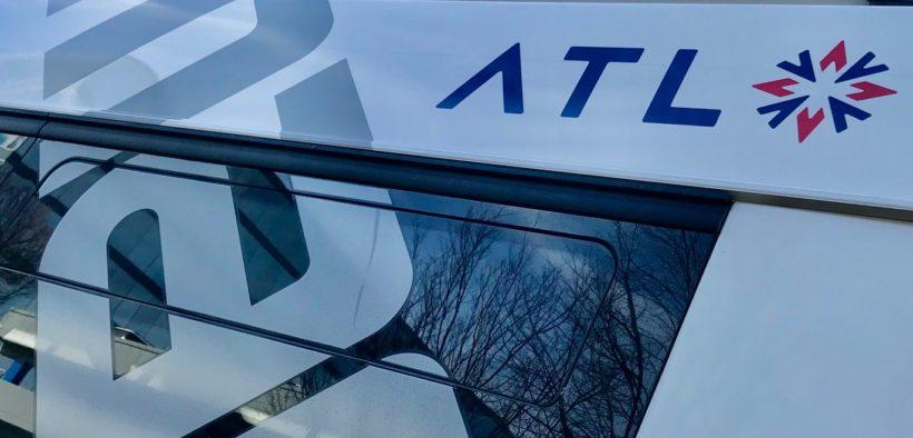 MARTA, ATL logo