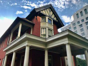 Margaret Mitchell House, horizontal