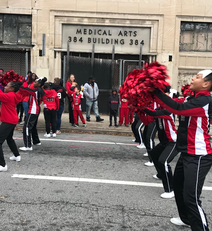 Peach Bowl Parade 2019.03