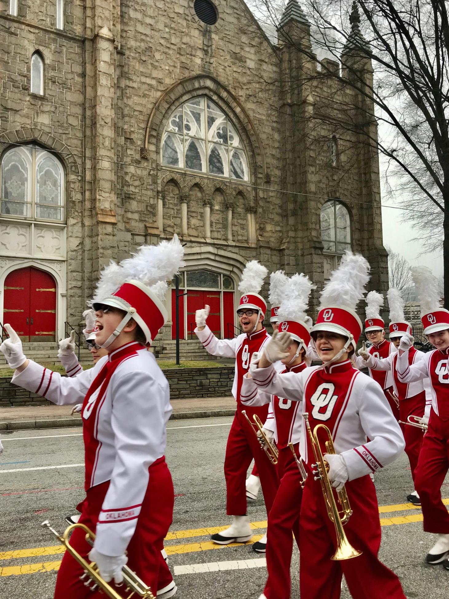 Peach Bowl Parade 2019.34