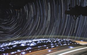 nasa space lights stars
