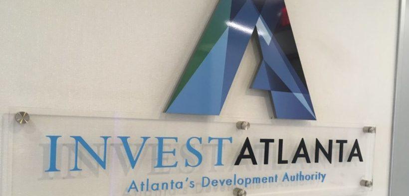 Invest Atlanta logo