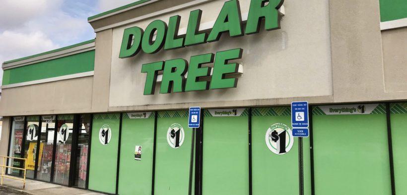 dollar tree, dekalb