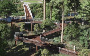 south fork conservancy, bridge