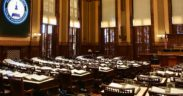Interior of the Georgia House of Representatives