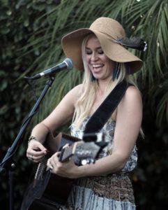 Sofia Talvik, performing