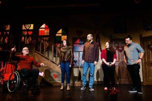 Dad's Garage Theatre, stage show