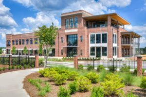 TSW Meybohm Building completed