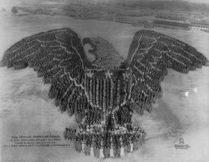 bo hiers, fort gordon, human eagle