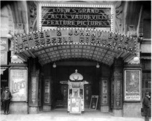 bo hiers, loew's grand theatre