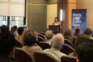 Anna Stenport, symposium