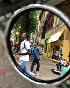 Fairlie-Poplar mirror